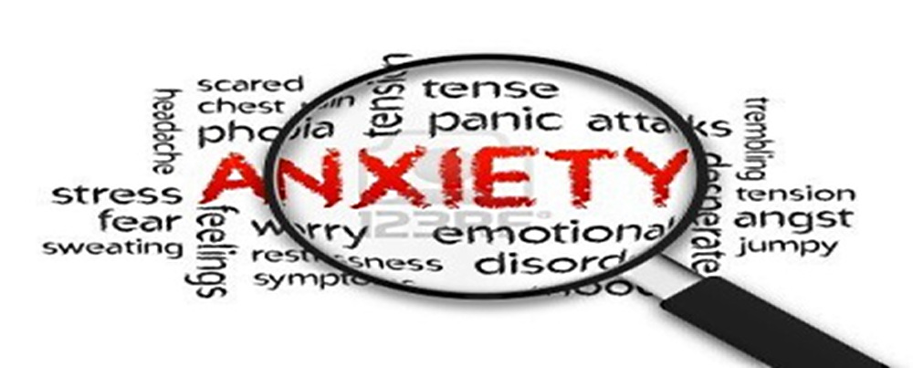 how to break an anxiety disorder